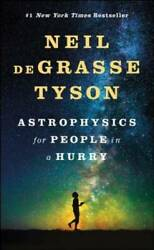 Astrophysics for People in a Hurry Hardcover VERY GOOD