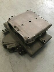 Lycoming Oil Sump And Induction Housing