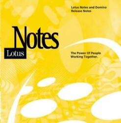 Lotus Notes 3 Pc Mac Cd Classic Business Message Groupware Mail Email Program