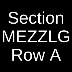 4 Tickets Hamilton 61320 Southam Hall at National Arts Centre Ottawa ON