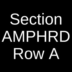 3 Tickets Hamilton 53120 Southam Hall at National Arts Centre Ottawa ON