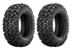 Sedona Rip-saw R/t Front Tires - 25 X 8 X 12 - 2002-2008 Yamaha 660 Grizzly