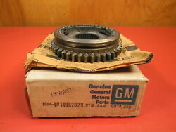 Nos Gm Chevrolet 4spd Transmission Gear 1980 - 1987 Olds Buick Pontiac 14062629