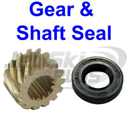 Seadoo Rotary Valve Gear 580 587 650 657 657x 717 720 782 787 800 With Oil Seal