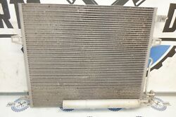 2007 W251 Mercedes Benz R350 Cooling Radiator Ac Condensor Oem Used