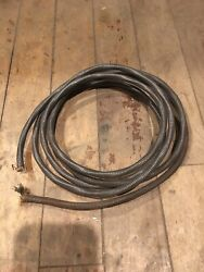 Antique Motorcycle Harley Indian Henderson Shielded Tail Head Light Cable