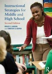 Instructional Strategies For Middle And High School - Paperback - Very Good