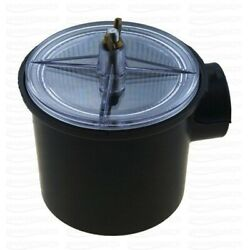 Marine Intake Raw Water Strainer Filter Boat For Hose 1-1/2 Flow Capacity 300l