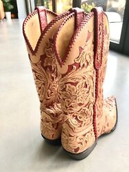 Hand Crafted Bespoke Menandrsquos Cowboy Boots