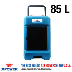 New X-power Vd-85l Commercial Dehumidifier Water Damage Restoration Air Drying