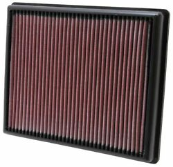 Kandn 33-2997 For Bmw I8 Washable Reusable High Flow Drop In Panel Air Filter