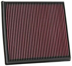 Kandn 33-2428 For Bmw 5 Series Gt F07gt Washable Reusable Drop In Panel Air Filter