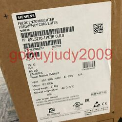 1pc Brand New Siemens 6sl3210-1pe26-0ul0 Quality Assurance Fast Delivery