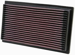 Kandn 33-2059 For Alpina B 12 E31 Performance Washable Drop In Panel Air Filter