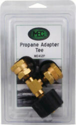 Tee Adpt Qcc1 1in20 Male Pk