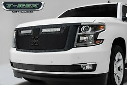 T-rex Grille Grills 6310561-br Black Torch Series Led Light Grille Grill