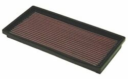 Kandn 33-2165 For Volvo 440 Washable Reusable High Flow Drop In Panel Air Filter