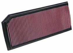 Kandn 33-2888 For Volkswagen Golf Mk 6 Washable Reusable Drop In Panel Air Filter