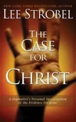 Case For Christ - Journalistand039s Personal Investigation Of The Evidence Fo - Good