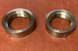 Dionex / Thermo Extraction Ase 200 Cell Thread Insert 19.1 Mm Diameter