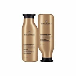 Pureology Nano Works Gold Shampoo And Conditioner Duo Set New 9 Oz Bottle
