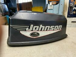 Johnson/evinrude Outboard 25 Hp 1999 Top Cowling --- Stk 9200