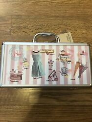 Nicole Lee Makup Case Dollhouse Design New!!