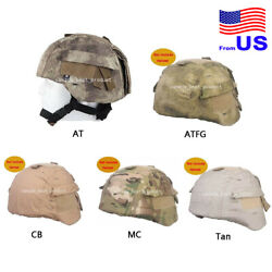 Emerson Military MICH 2000 Ver2 Helmet Cover Tactical Outdoor Airsoft Gear USA