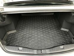 Rear Trunk Cargo Boot Floor Tray Pad Mat Liner for LINCOLN MKZ M K Z 2013-2020