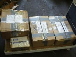 Universal Joints -new - 17 Misc. Numbers Listed With A Quantity Of 212 Pcs.