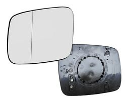 Mirror Rear View Mirror Vw T4 1990-2003 All Defroster Left Driver Lhd