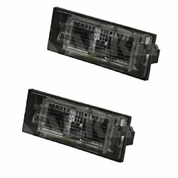 Lighting Plate Smart Fortwo 453 From 10/2014 Original Type 2x Lights