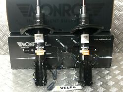 New Eo Quality Monroe Front Volvo S60 V70 R 2.5t Shock Absorbers X2 C2501