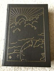 Easton Press Collector's Edition The Black Cloud Fred Hoyle Leather