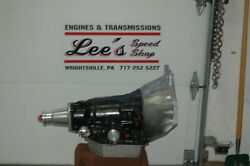 Th 350 Turbo Transmission Competition 1100 Hp 2.75 First Gear W/trans Brake