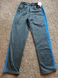 New Mens Nike Therma-fit Stay Warm Gray Athletic Fleece Pants Size S