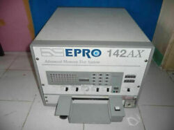 Epro 142ax Memory Tester Credence S/n 1498232