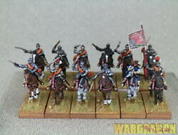 28mm Warlord Wds Painted Cuirassiers Boxed Set M19