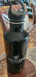Authentic Citizen Stainless Steel Termestat Coolin Water Bottle Promaster 100