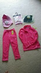 Girl's Ski Clothes Size 10/12 All New And Unworn