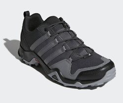 Terrex Outdoor Adidas Mens Shoes AX2R MENS HIKING BOOT CARBON GREY Trail Running