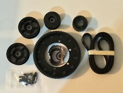 99-04 Ford Lightning Cog Pulley Kit Blower 2.9 4lb Lower Eaton Blower Cogs New