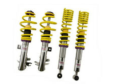 Kw V1 Coilover Kit For 00-04 Volvo V40/s40 Height Adjustable From Chasiss 495473