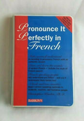 Pronounce It Perfectly In French Cassette And Book Mp3 Files Included On Usb