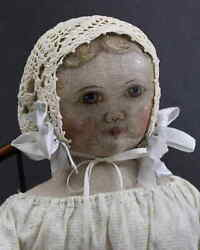 Rare And Wonderful And039columbianand039 Cloth Doll