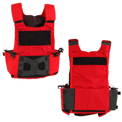 First Spear Sleeper Carrier Balcs / Spear Range Red Small New
