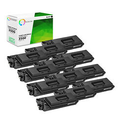 12pk Tct 106r01149 For Xerox Phaser 3500 Compatible Toner Cartridge 12000 Pages