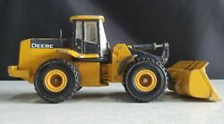 Ertl John Deree 6-1/2 Front End Loader Good Used Conditions Well Played With