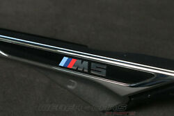 8063206 Bmw M5 F90 600ps Cover Air Duct Side Panel Right Fender Chrome
