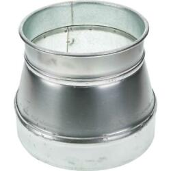 Us Duct H7434 10 X 8 Industrial Dust Collection Reducer Style 2